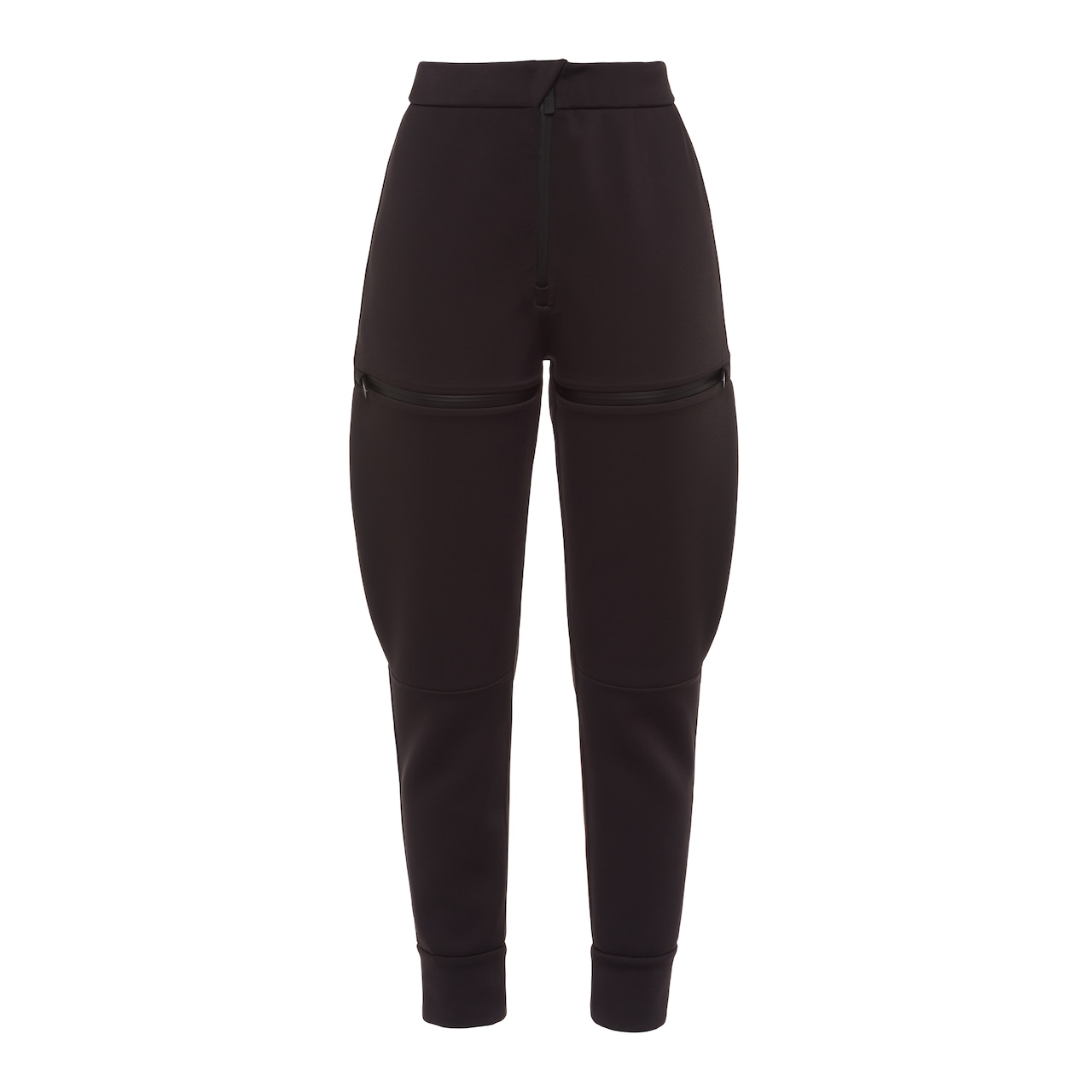 Prada Double technical jersey trousers 1