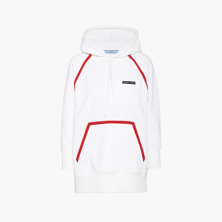Prada Jersey sweatshirt - Woman