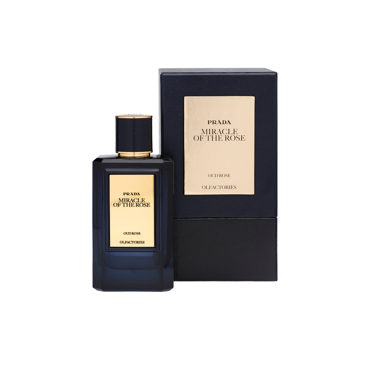 Olfactories Les Mirages - Miracle Of The Rose EDP 100 ml