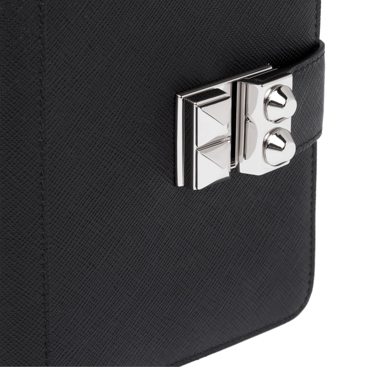 Prada Prada Elektra Saffiano leather pocket diary 6