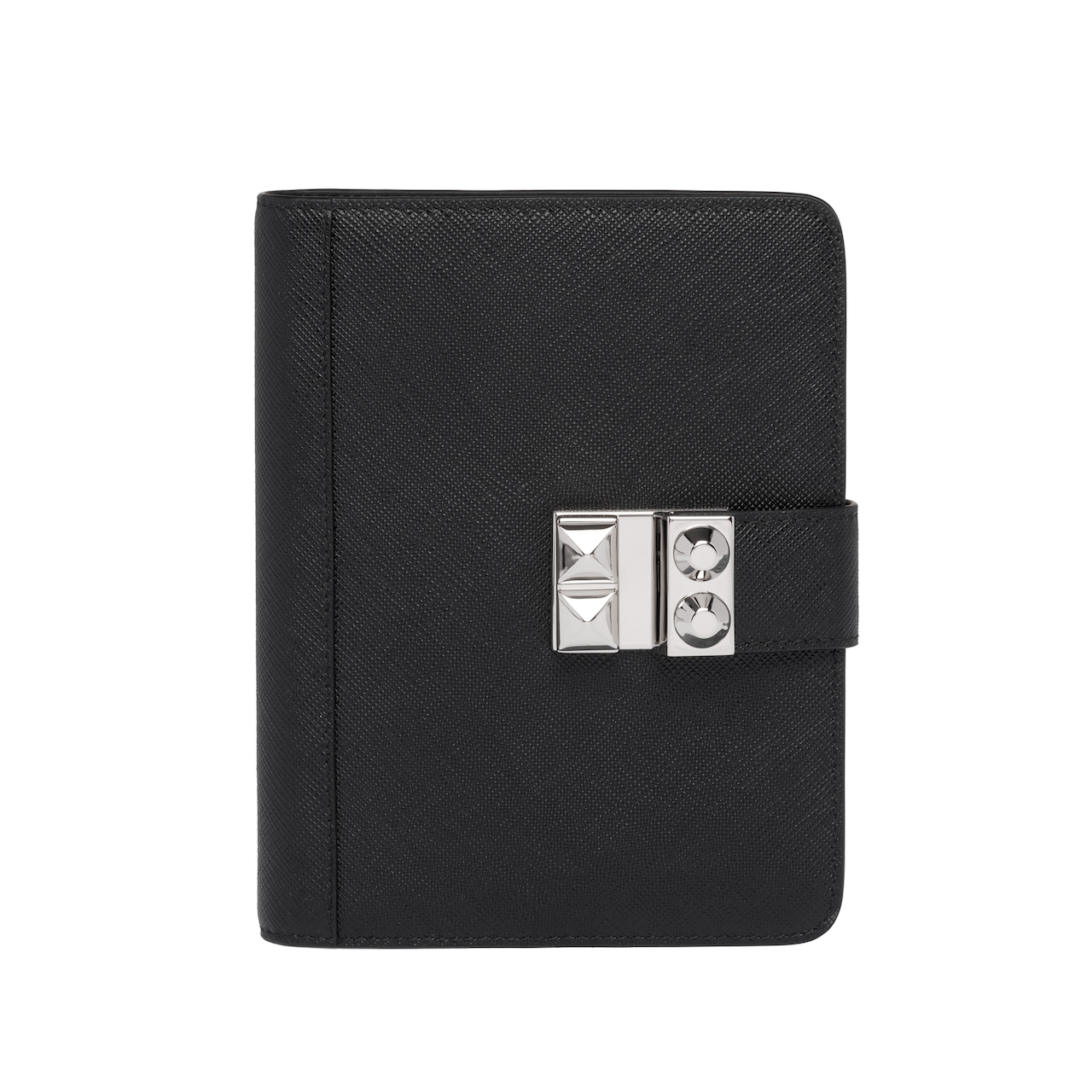 Prada Elektra Saffiano leather pocket diary 1