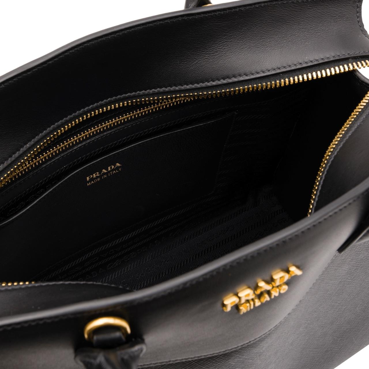 Esplanade leather bag