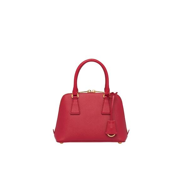 Prada Promenade Saffiano leather bag