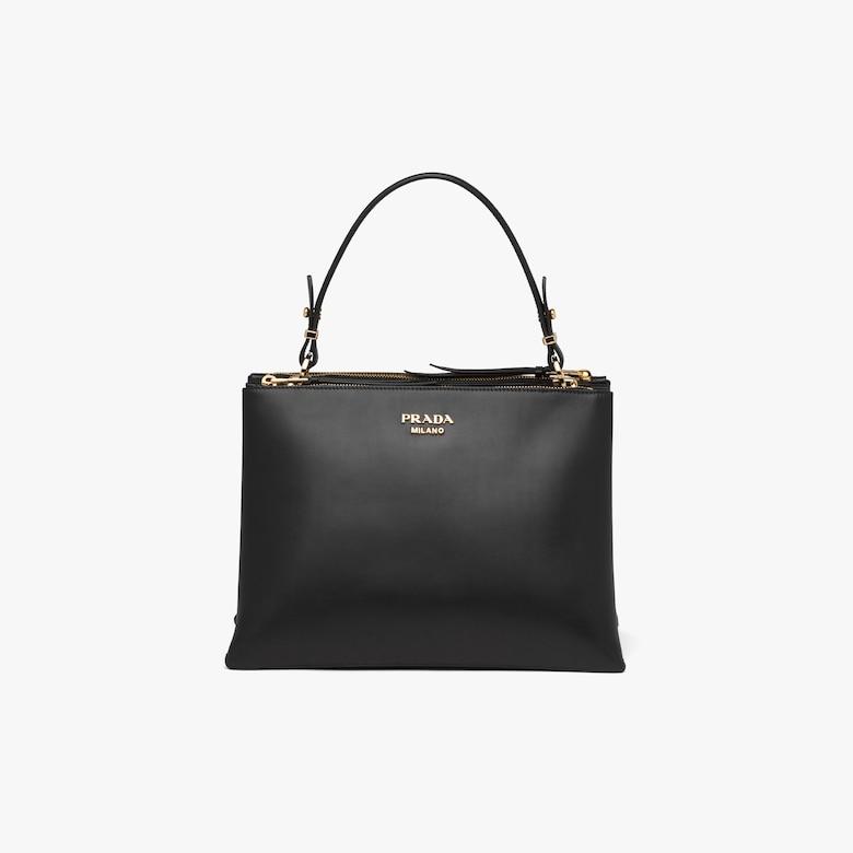 Prada Deux large bag