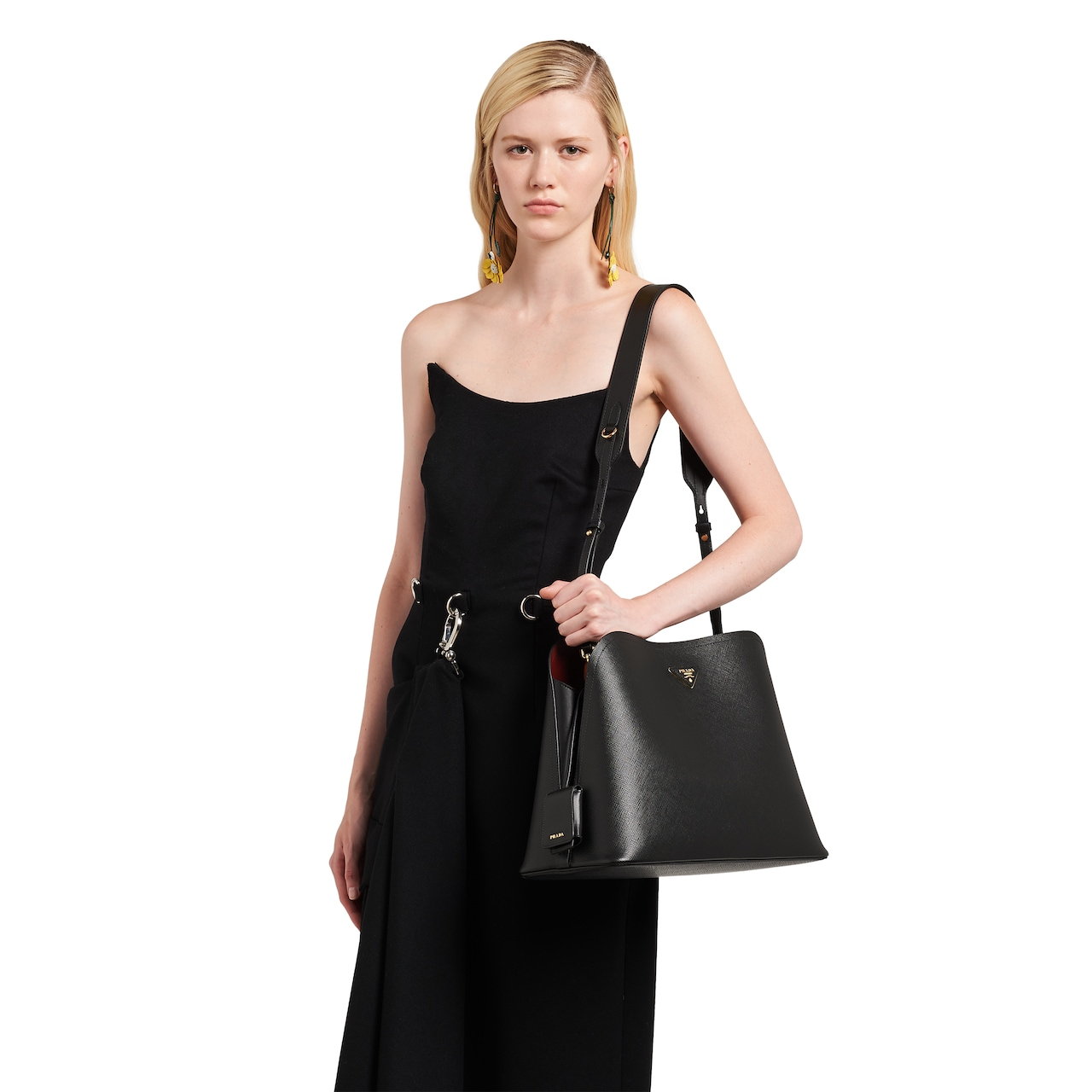 Prada Prada Matinée large handbag 2