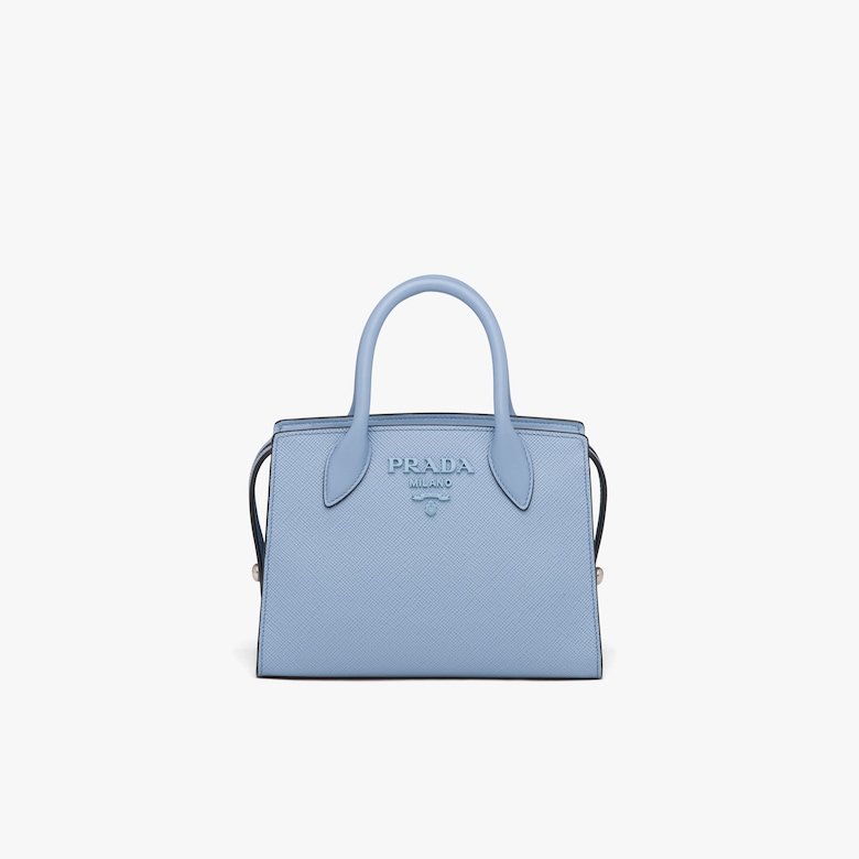 Prada Saffiano leather handbag - Woman
