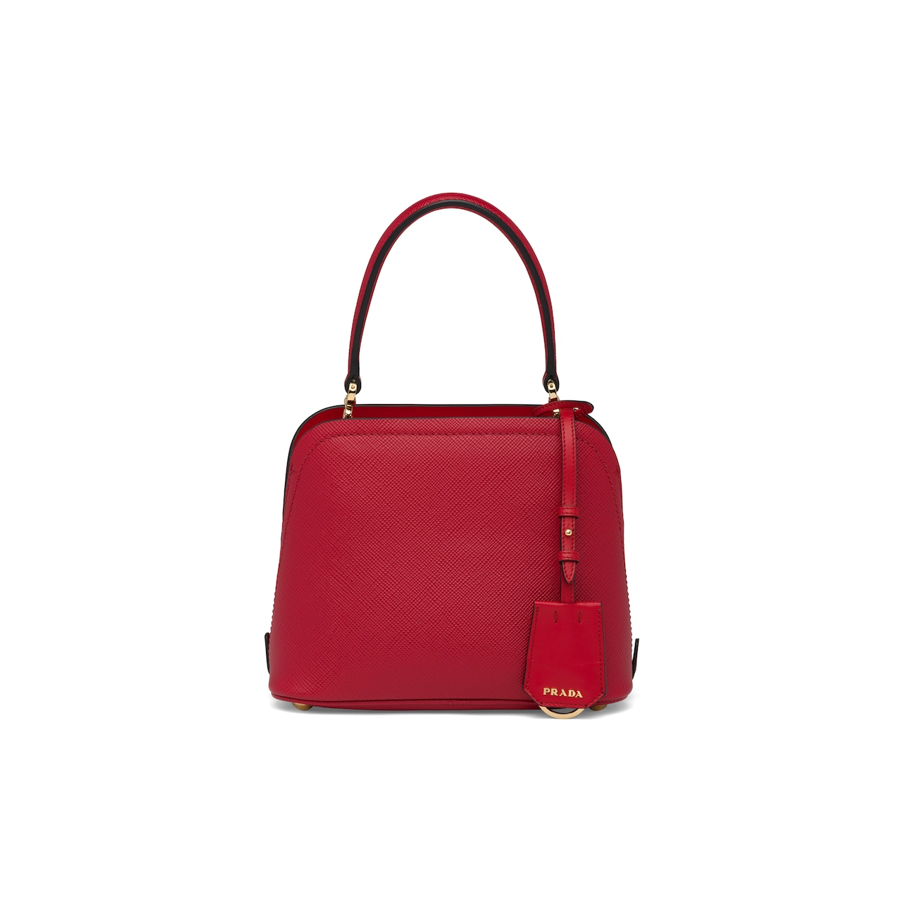 Prada Prada Matinée Micro Saffiano leather bag 4