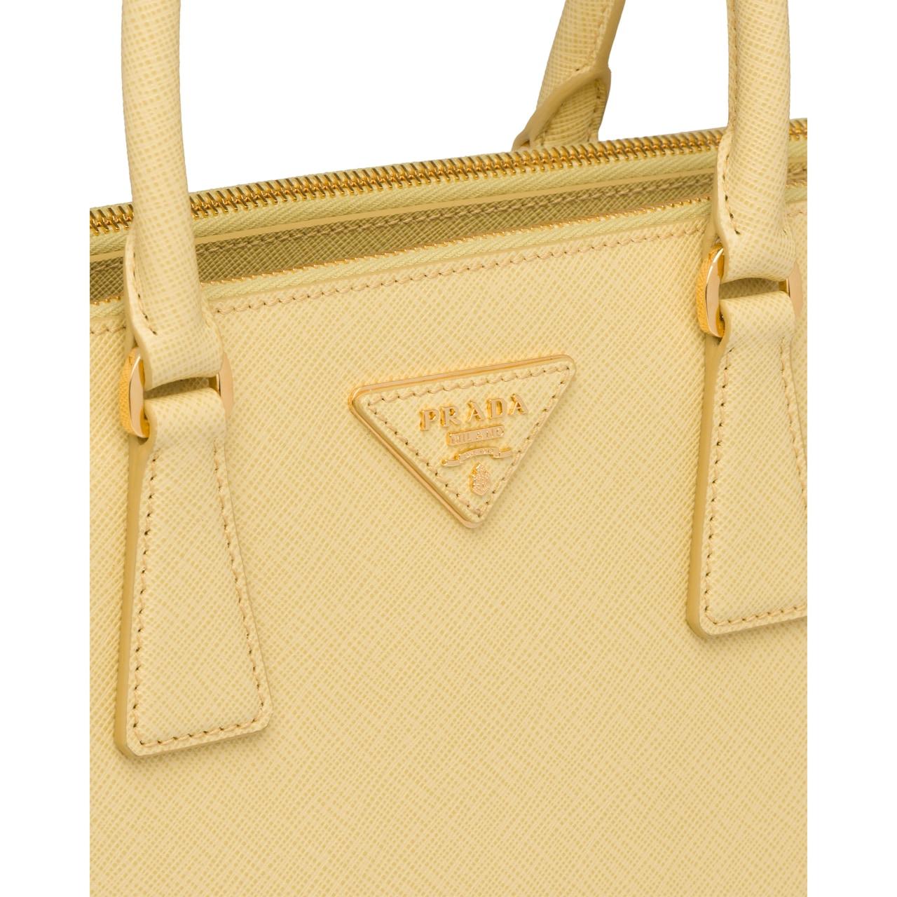Prada Galleria Small Saffiano Leather Bag