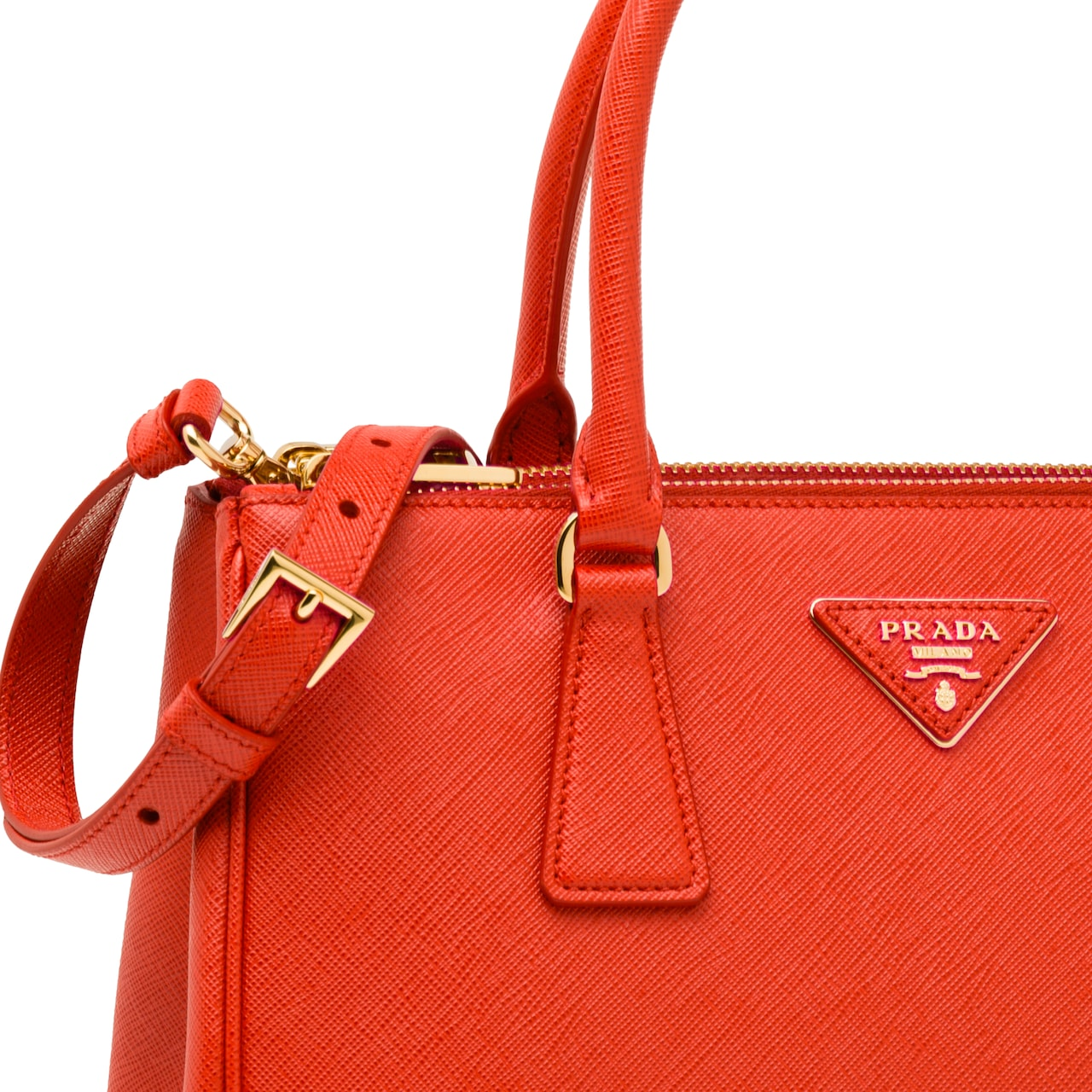 Prada Galleria Small Saffiano Leather Bag