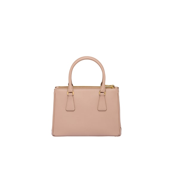 Prada Galleria Mini Saffiano Leather Bag