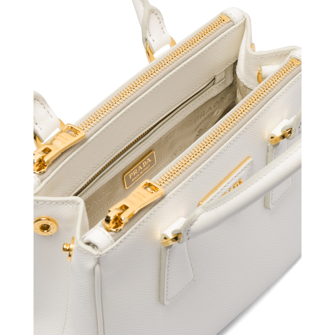 Prada Prada Galleria Saffiano leather micro-bag 5