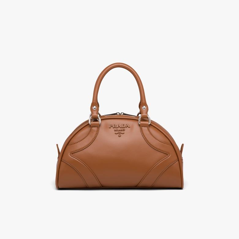 Prada Prada Bowling Bag - Woman