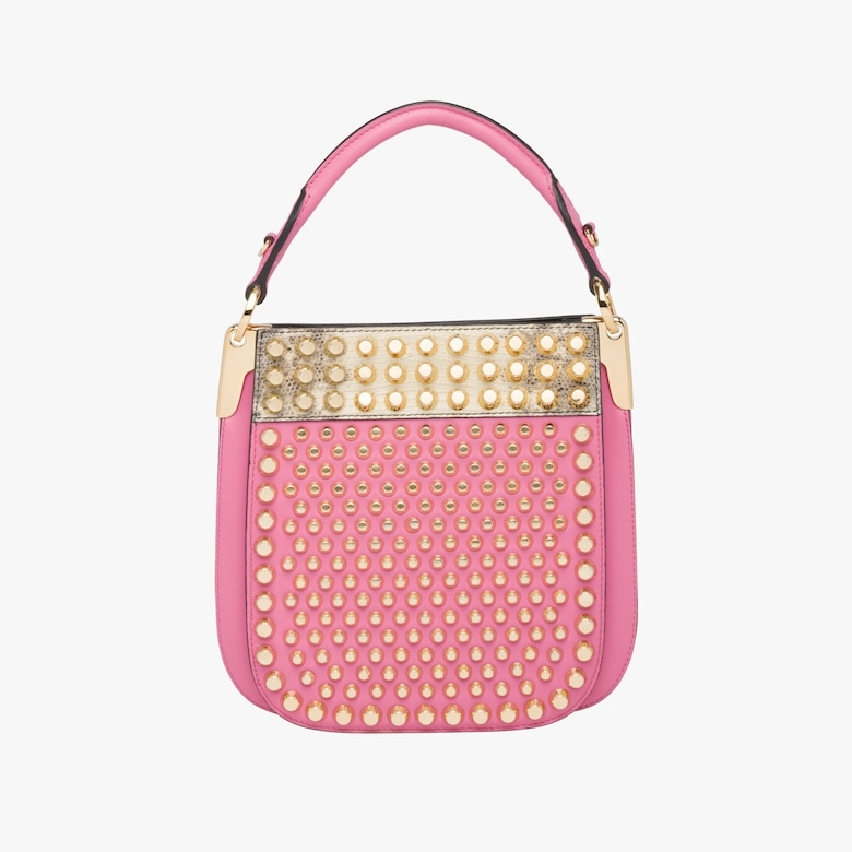 Prada Margit small studded bag