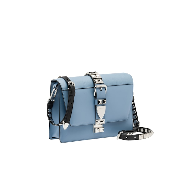 Prada Elektra calf leather bag