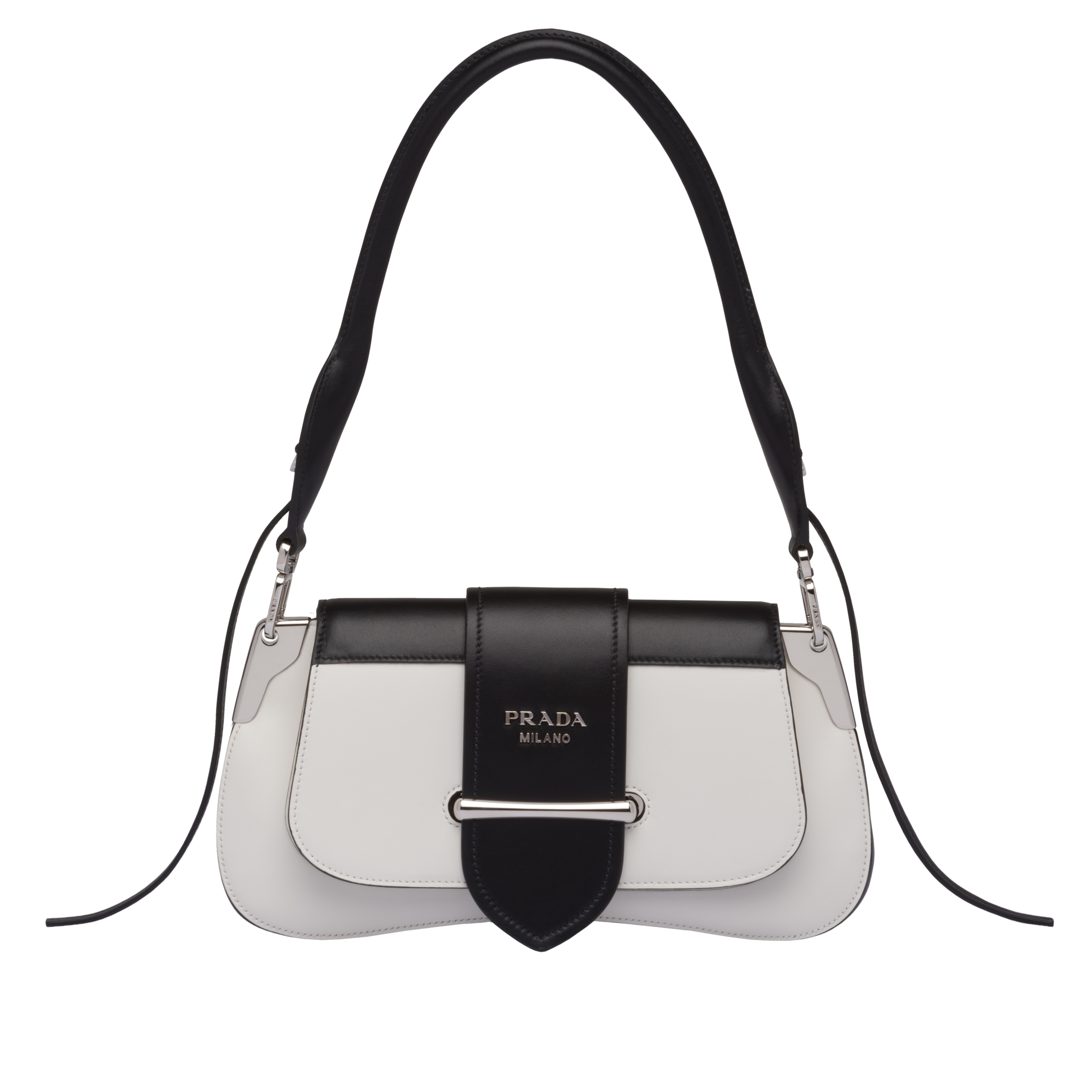 Prada Sidonie leather shoulder bag  f85e37889e0a4