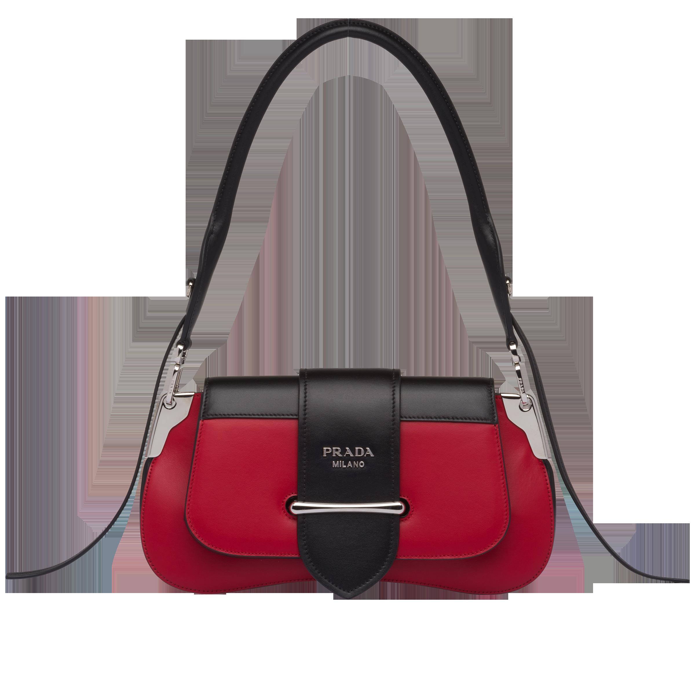 9da35d6e Prada Sidonie leather shoulder bag