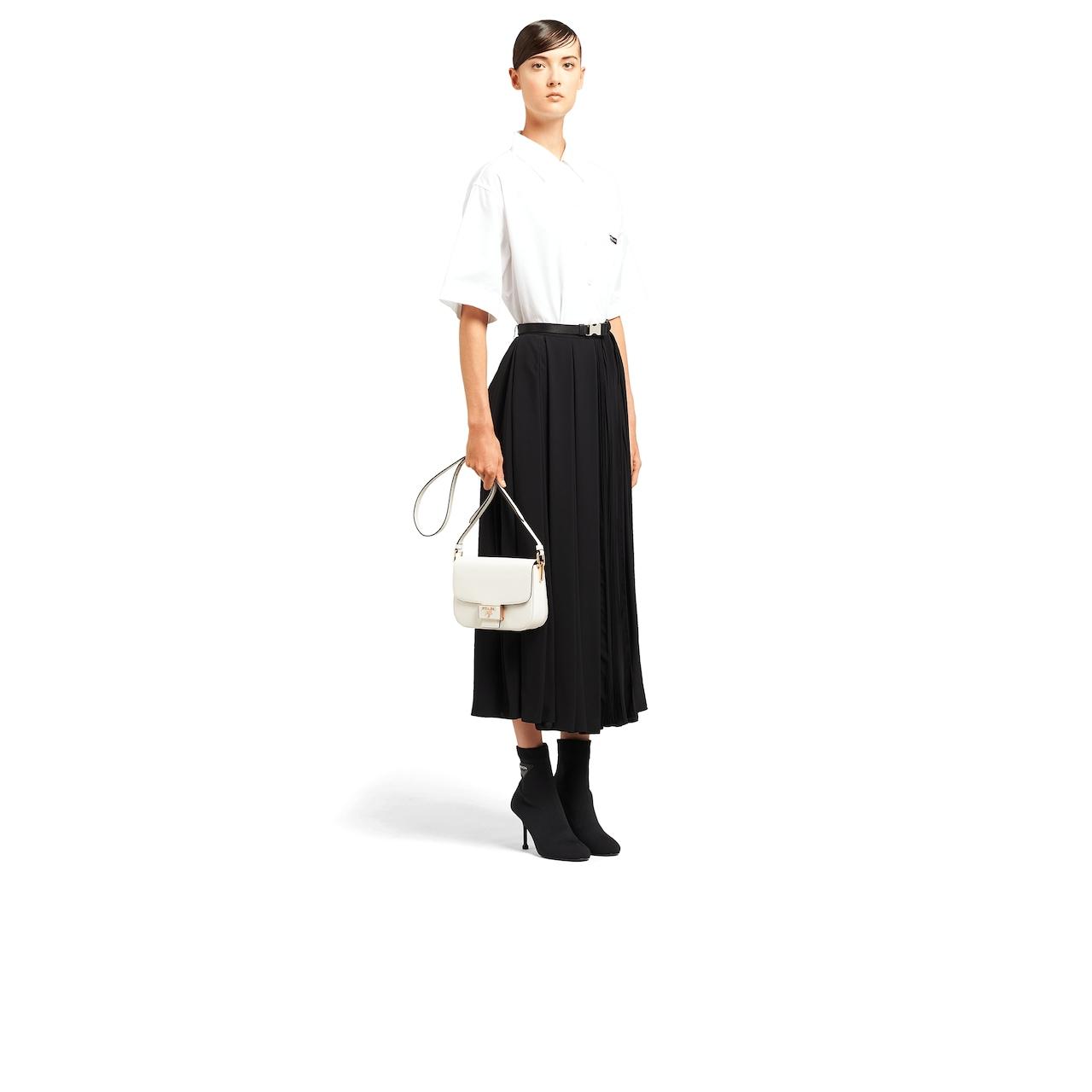 Prada Prada Emblème Saffiano leather bag 7
