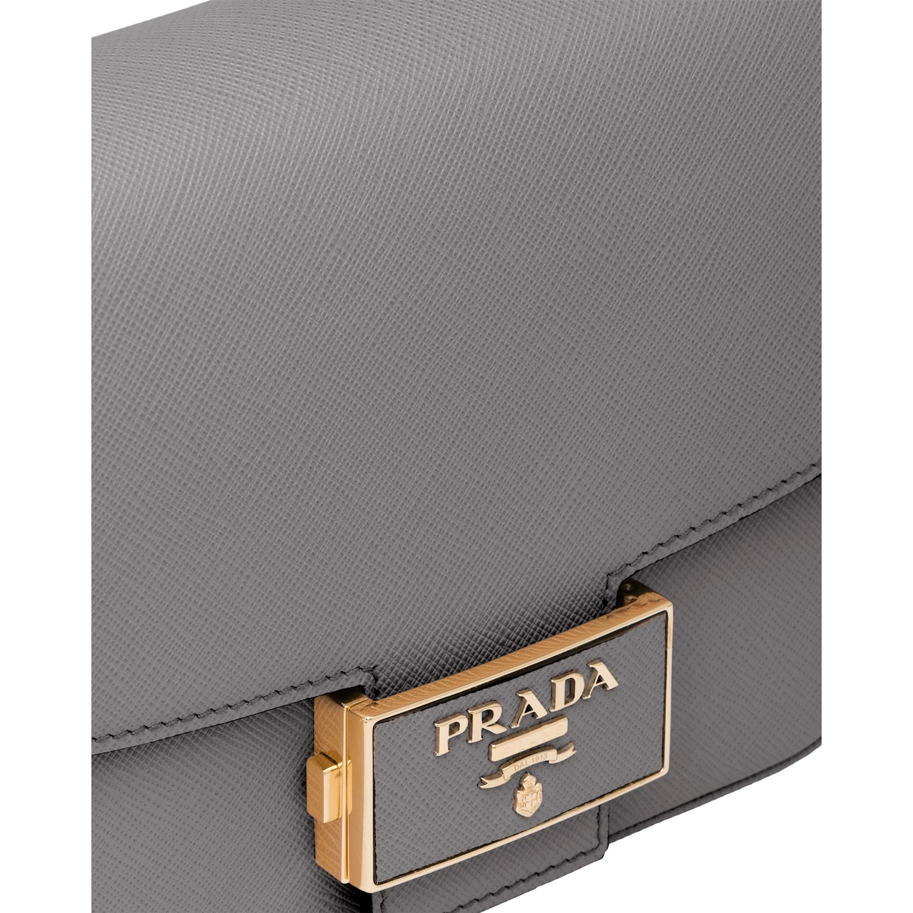 Prada Prada Emblème Saffiano leather bag 6
