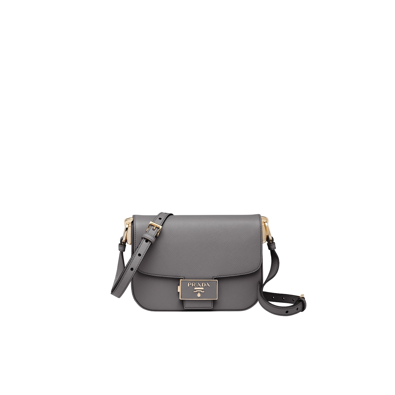 Prada Prada Emblème Saffiano leather bag 1