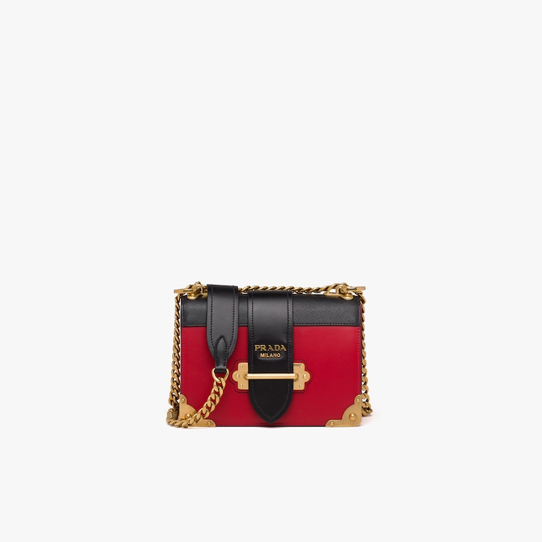 Prada Prada Cahier shoulder bag - Woman
