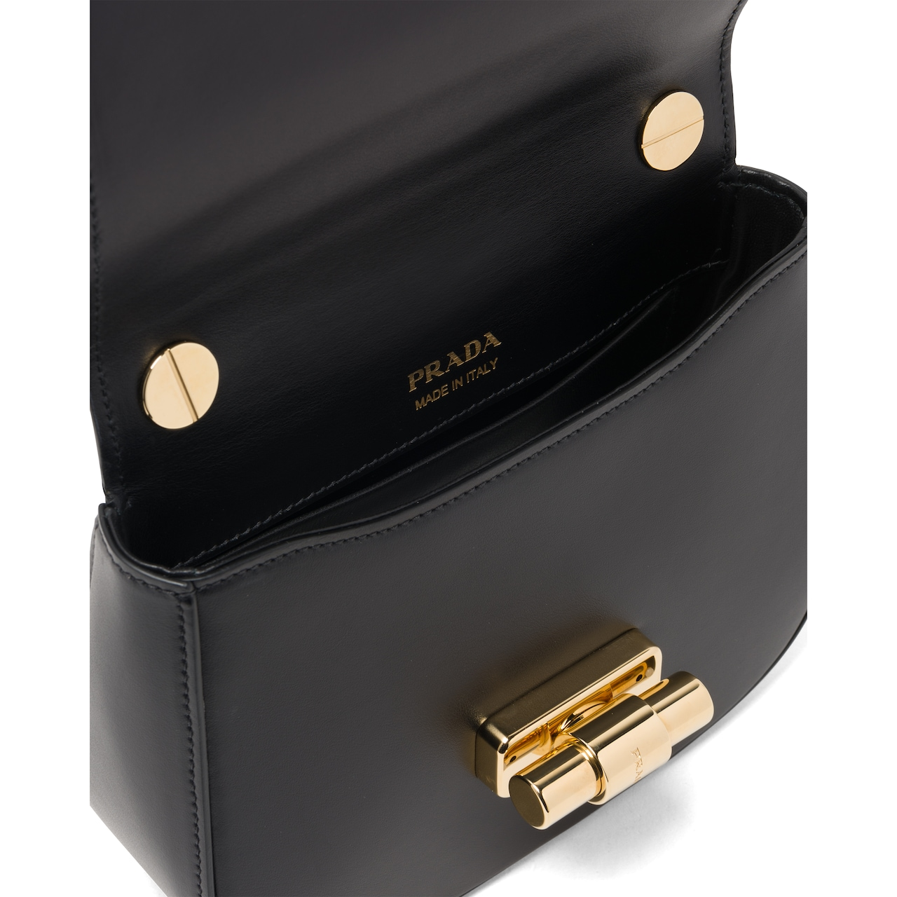 Prada Leather shoulder bag 5