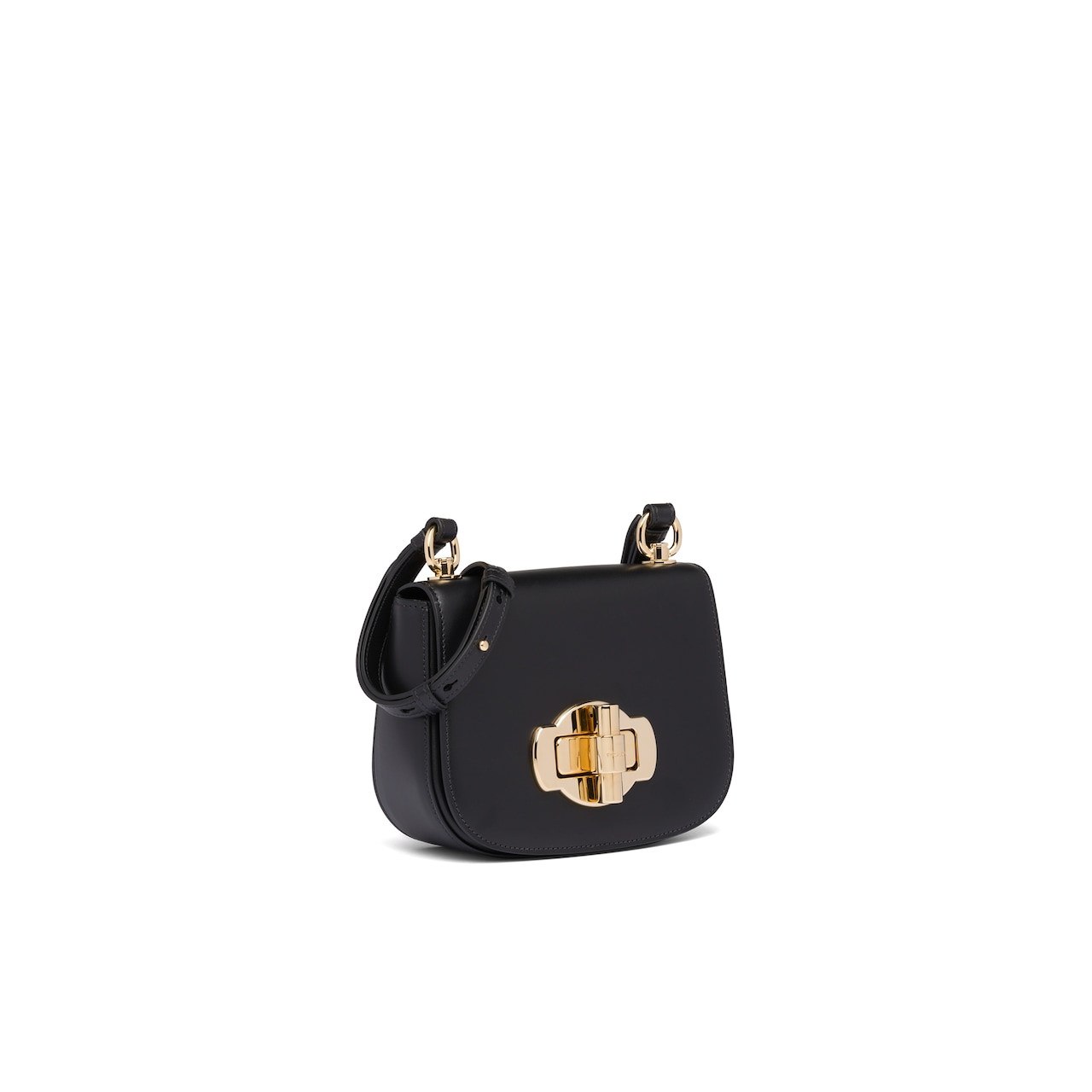 Prada Leather shoulder bag 3