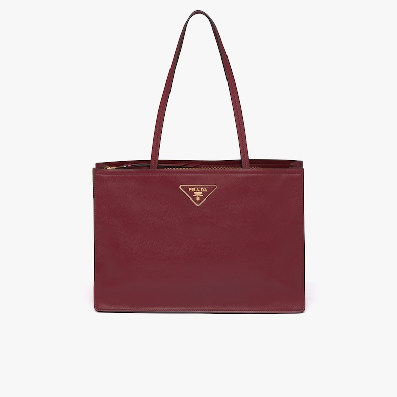 Prada Leather tote - Woman