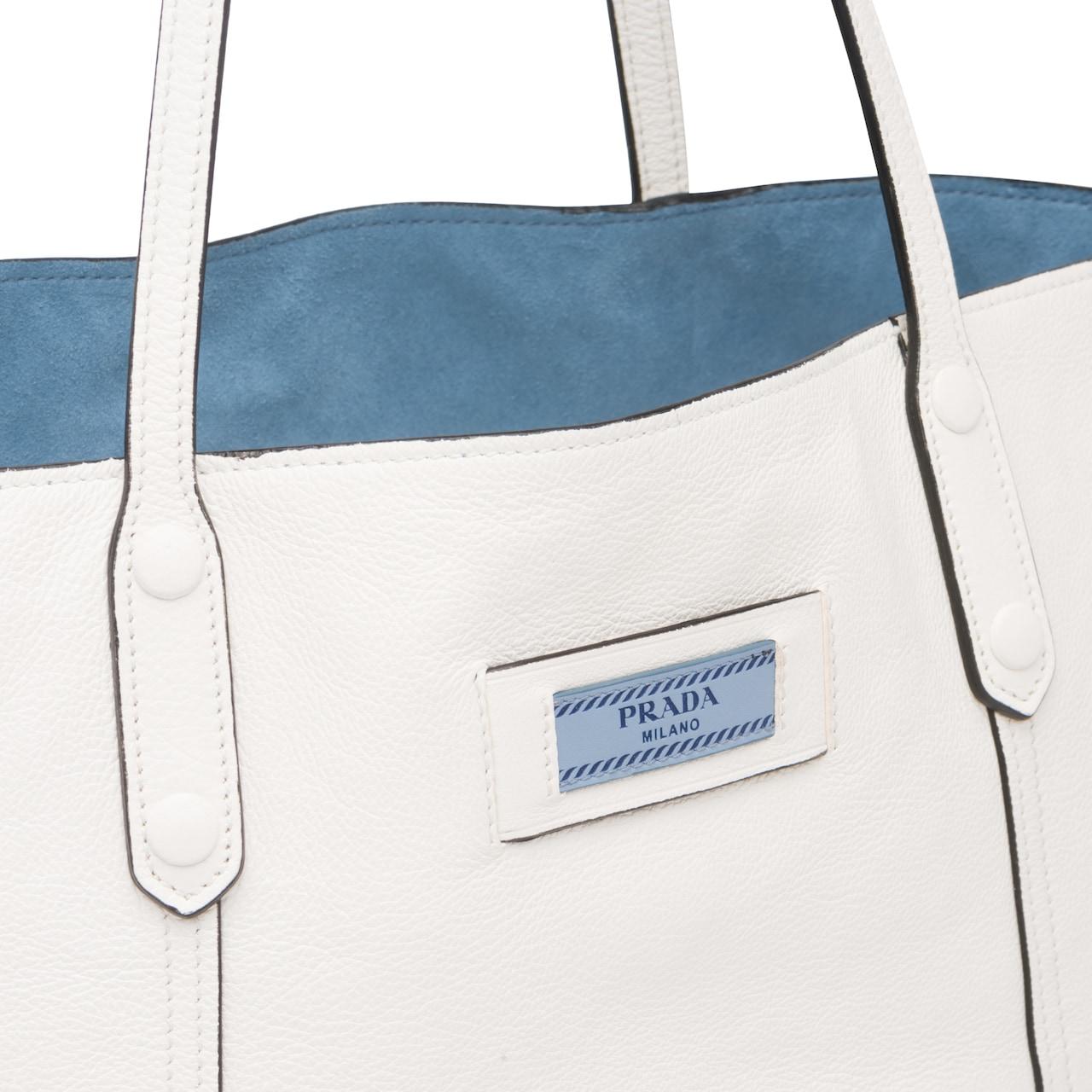 Prada Etiquette leather bag