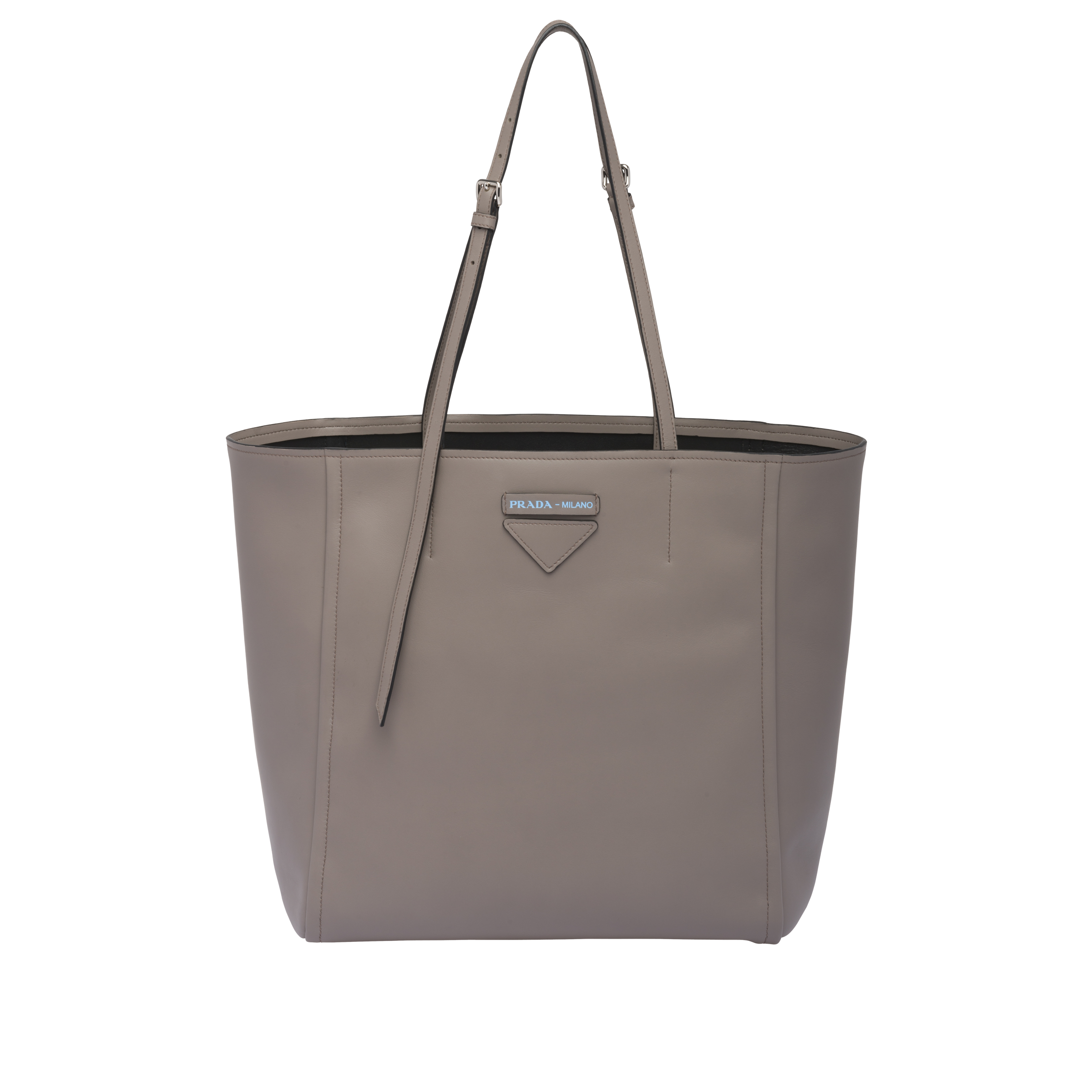 784bb42c4967c0 Prada Concept Medium leather tote | Prada - 1BG208_2B2J_F0LH7_V_OOO
