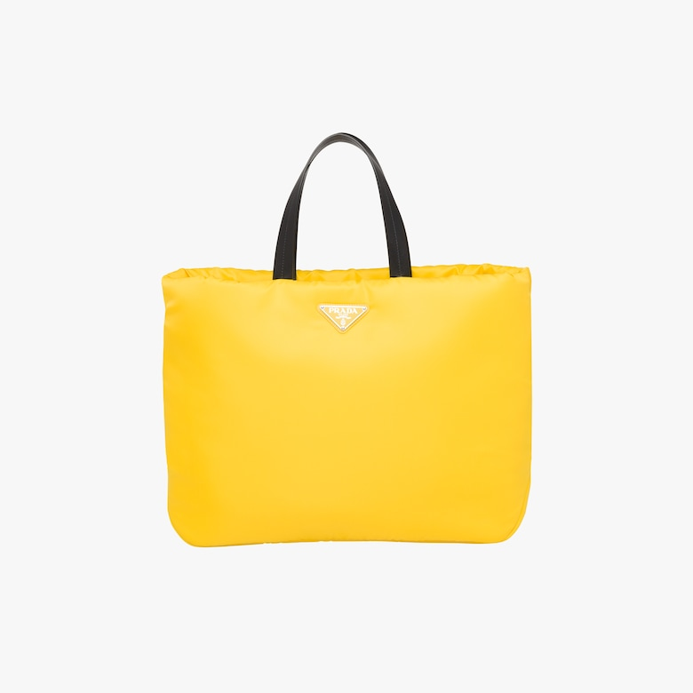 Medium Padded nylon tote
