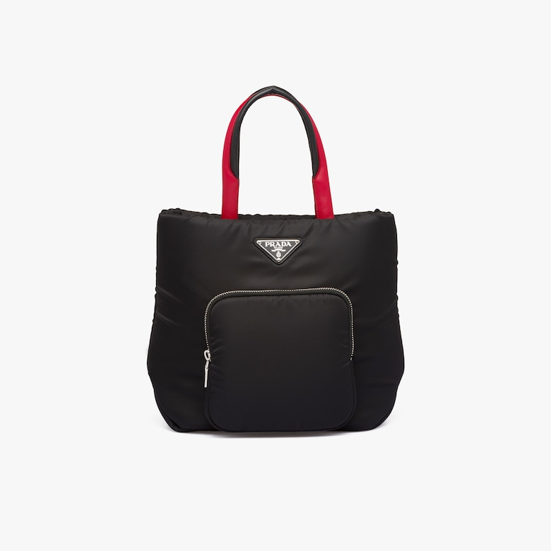 Borsa shopping Prada Nylon Cargo