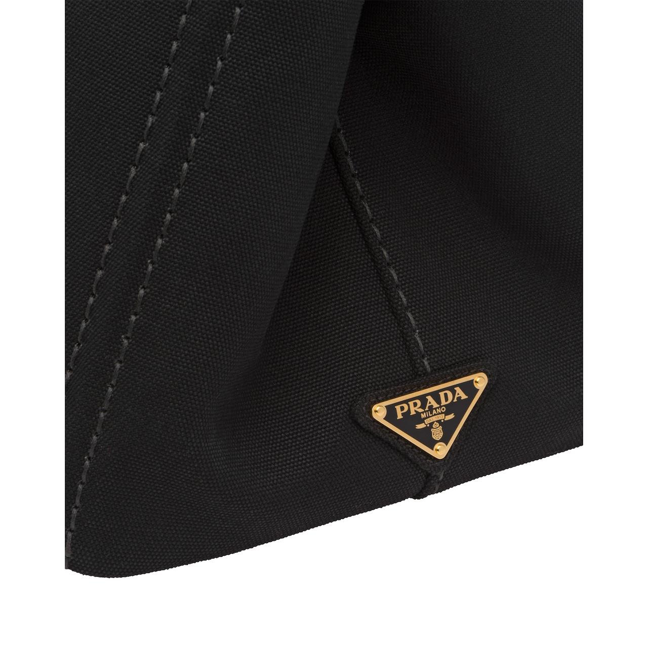 Hemp fabric handbag