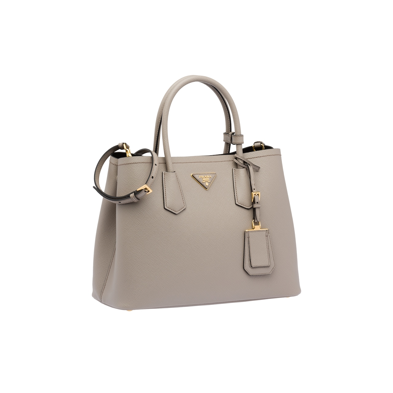 Prada Double Bag Large