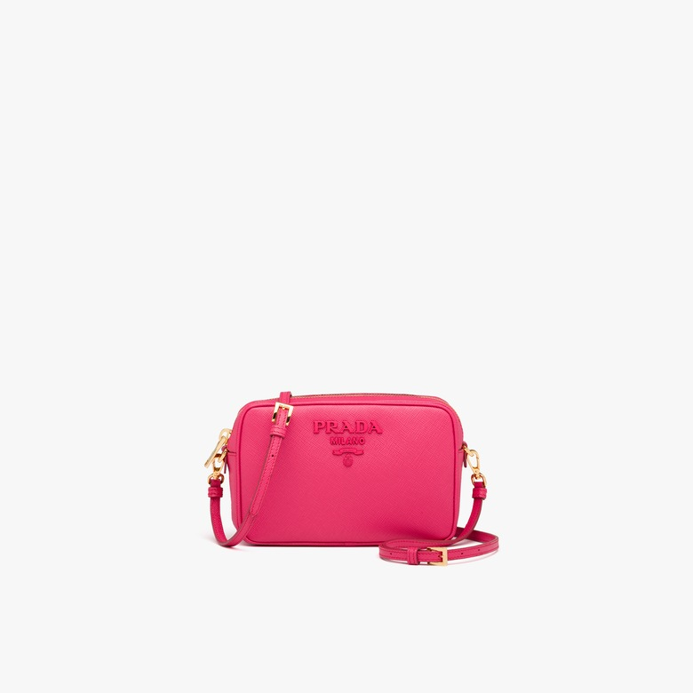 Prada Saffiano leather shoulder bag - Woman