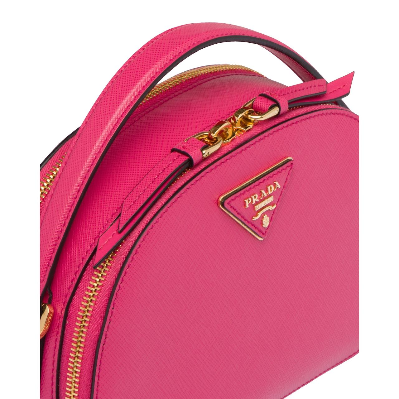 Prada Prada Odette Saffiano leather bag 6