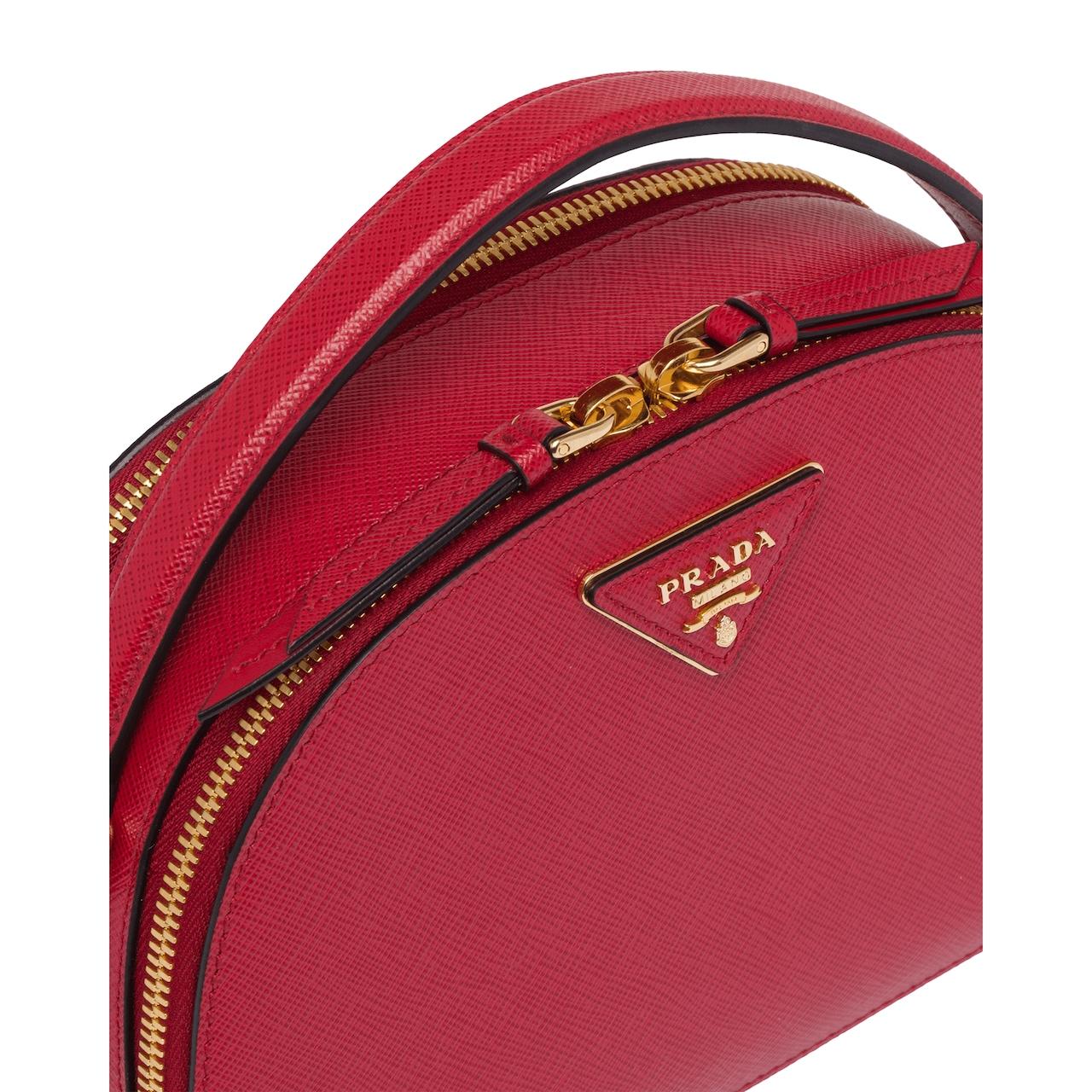 Prada Prada Odette Saffiano 皮革手袋 6