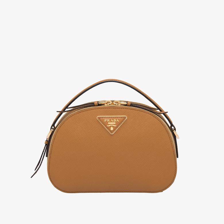 Prada Odette Saffiano leather bag