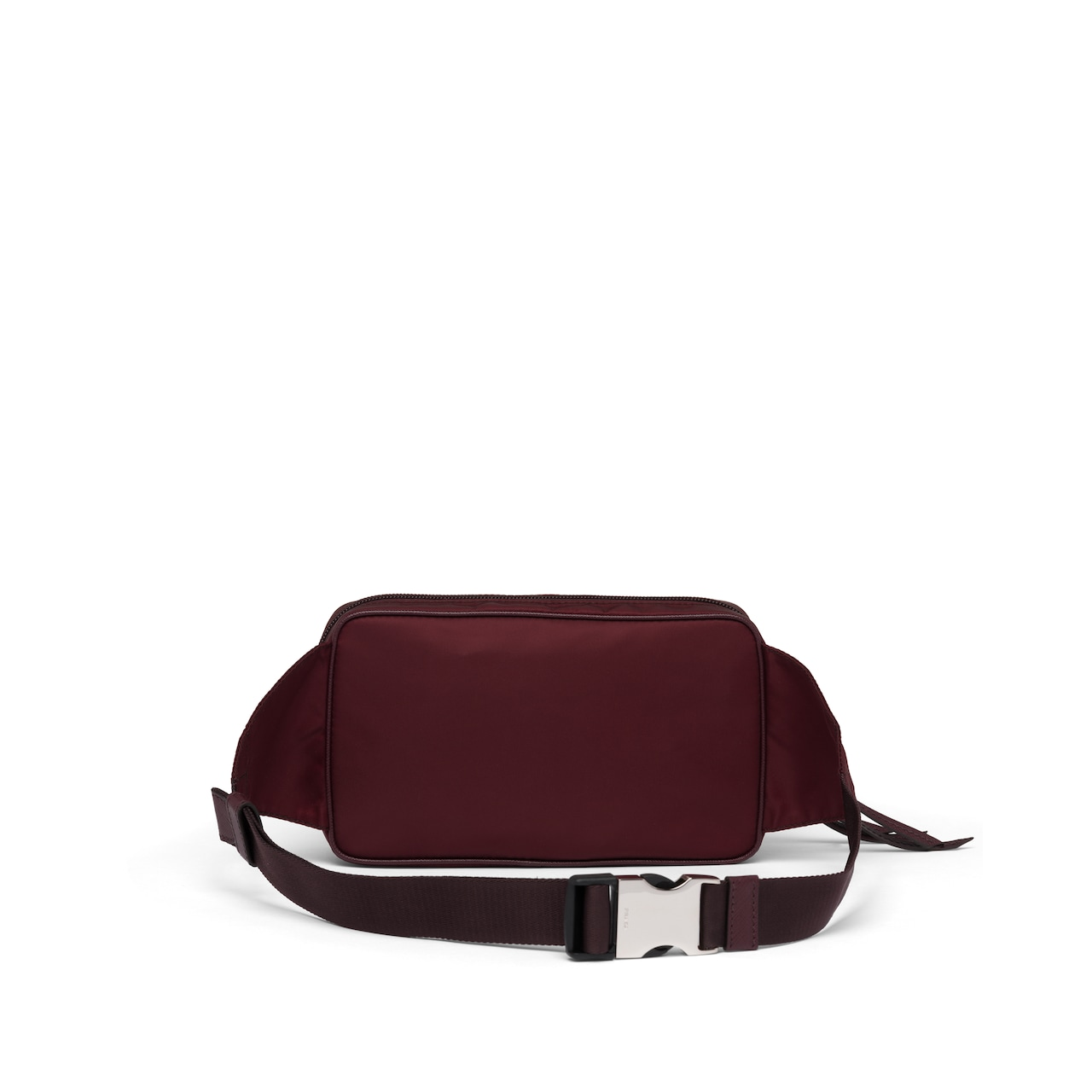 Prada Fabric and leather belt bag 4