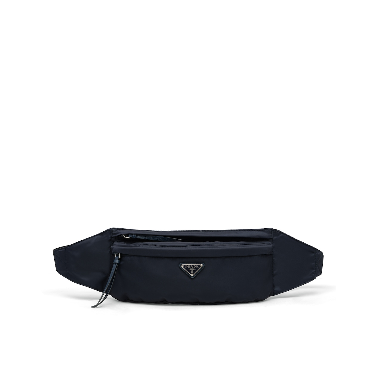 Prada Fabric and leather belt bag 1
