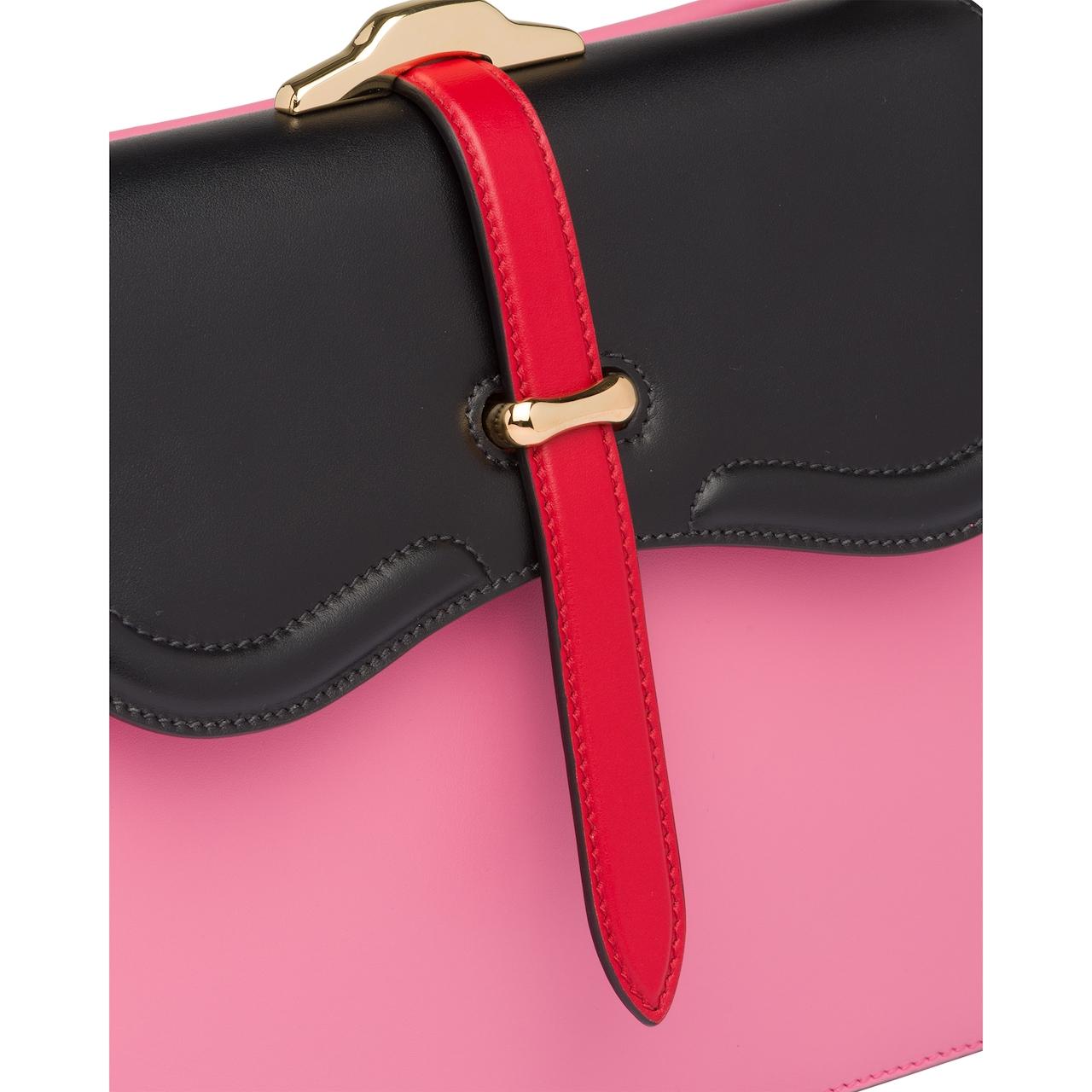 Prada Belle leather bag