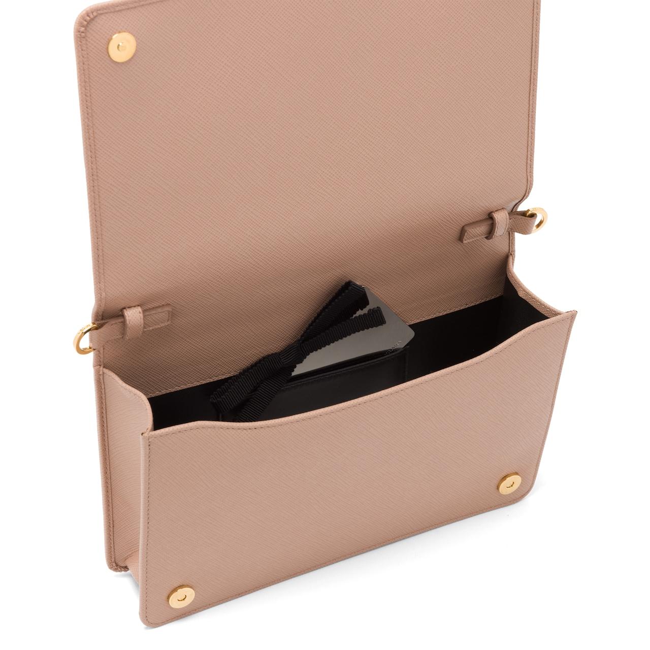 Prada Saffiano leather mini-bag 5