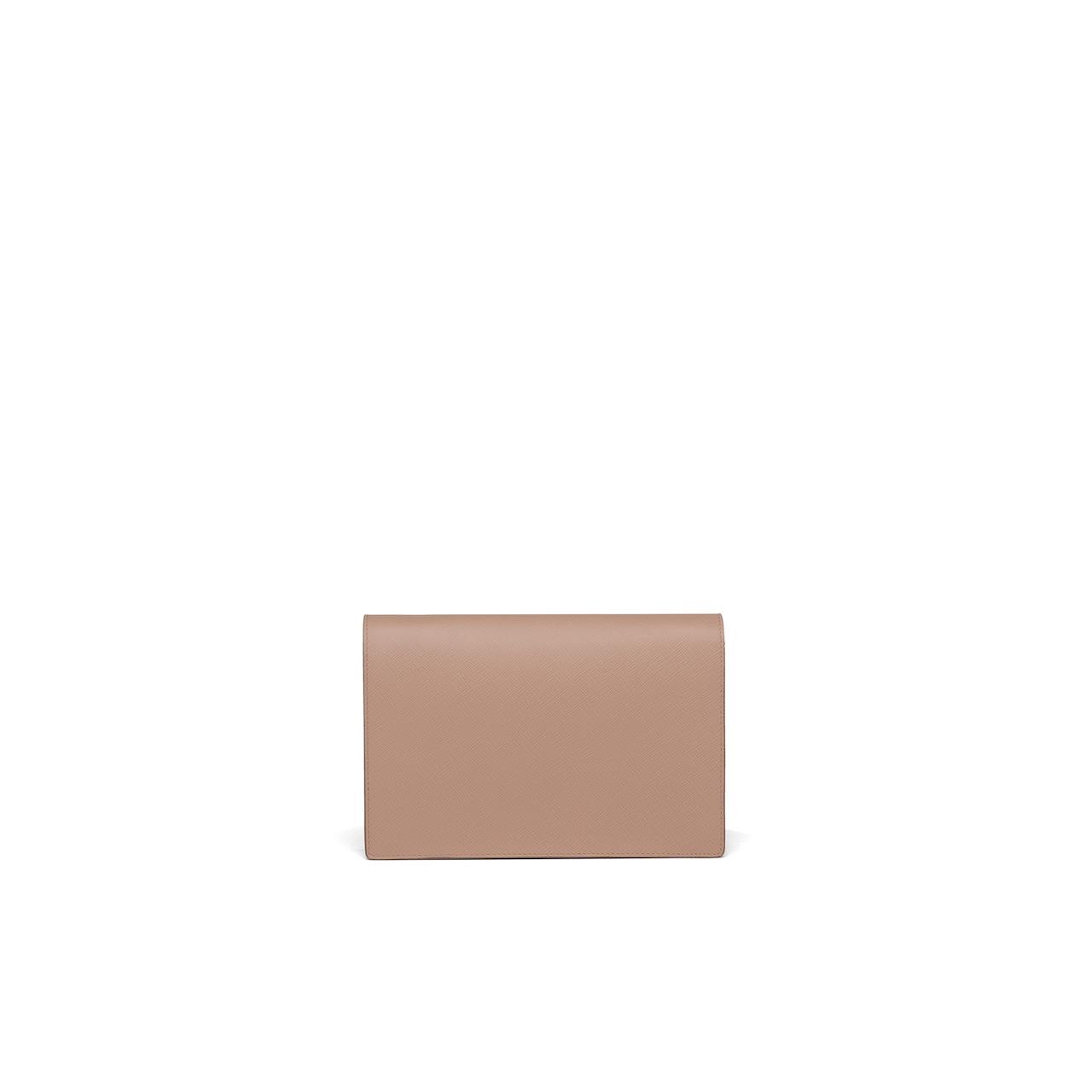 Prada Saffiano leather mini-bag 4