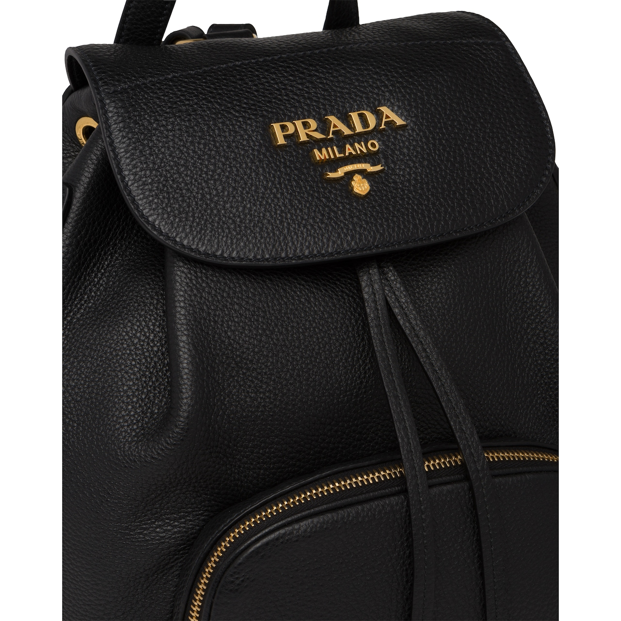 Prada Leather backpack 6