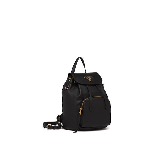Prada Leather backpack 2
