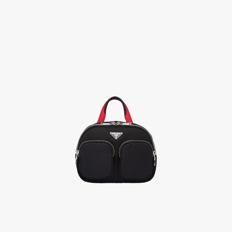 Prada Nylon Cargo Padded backpack