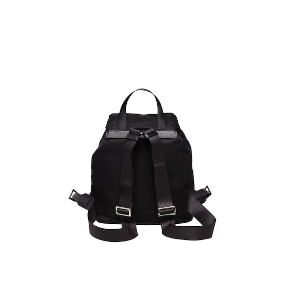 Nylon Small Backpack