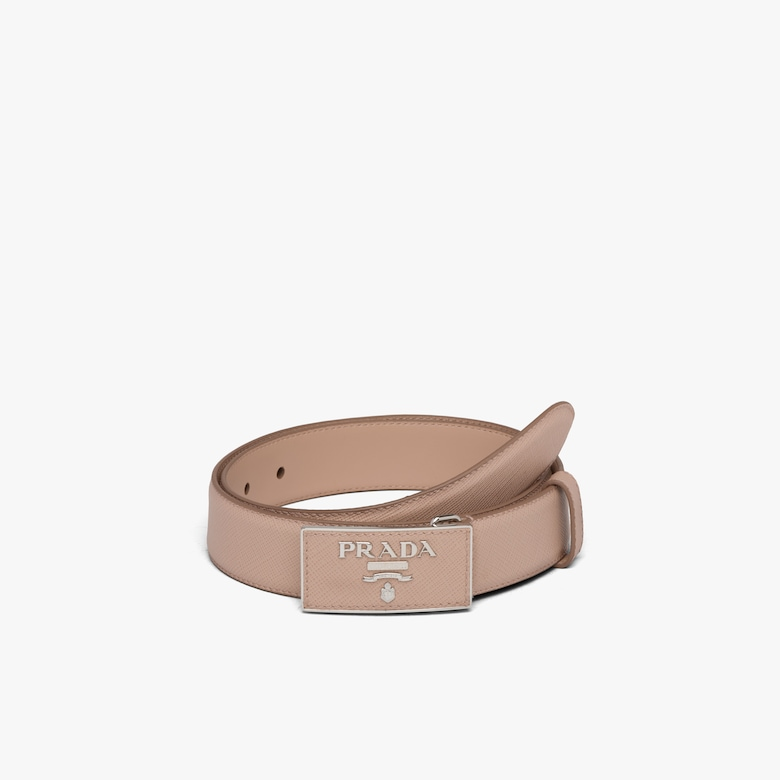 Prada Saffiano belt - Woman