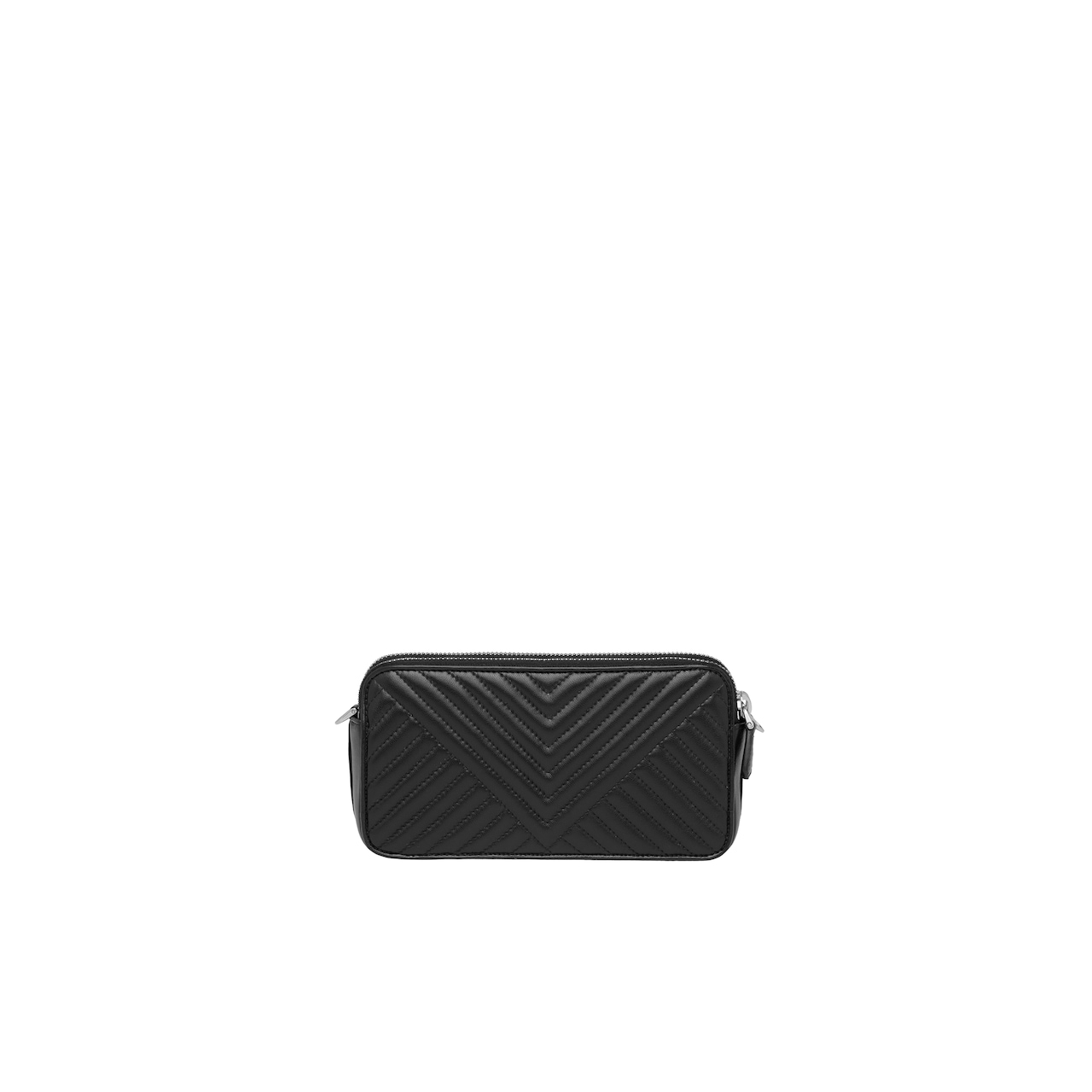 Nappa leather mini shoulder bag