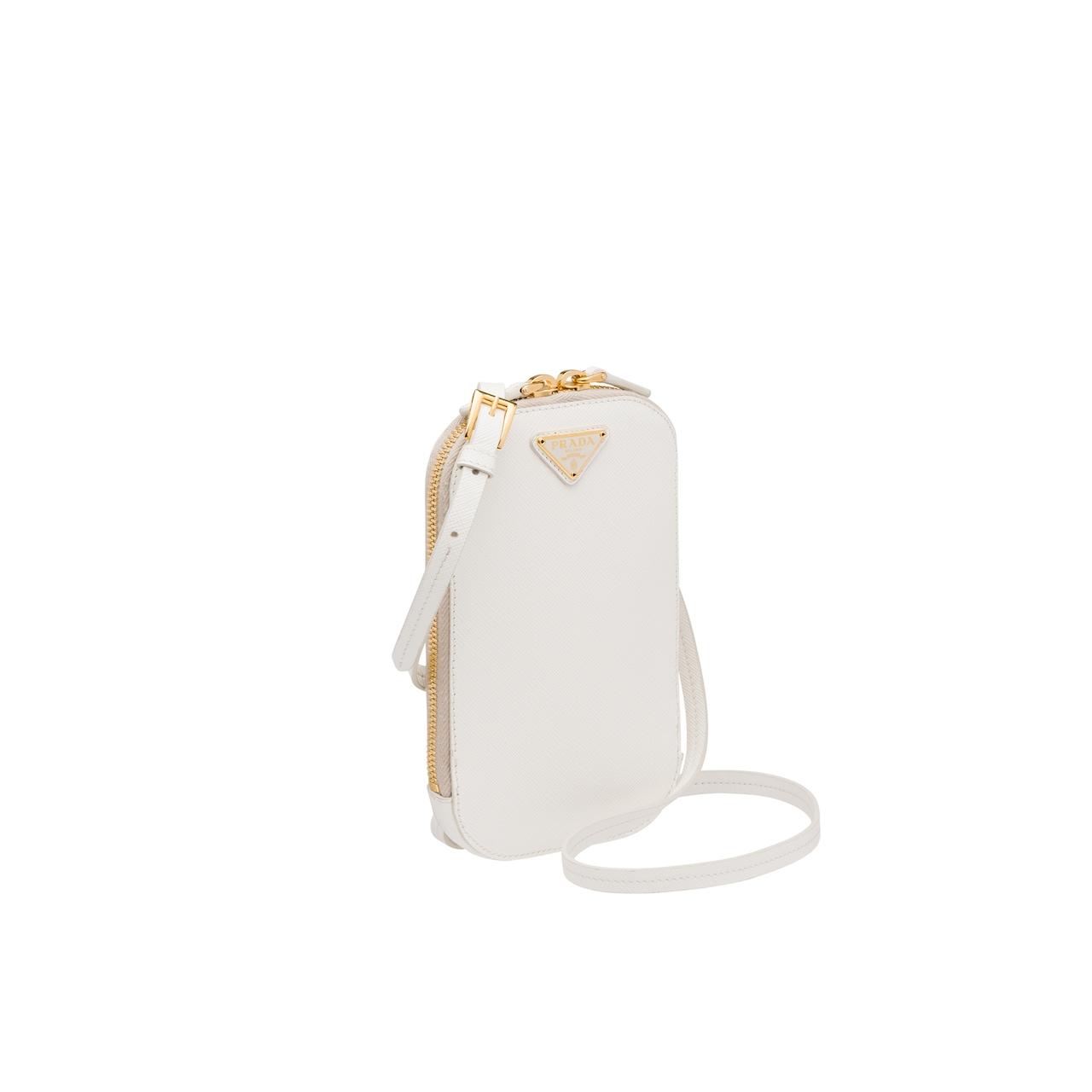 Saffiano mini-bag