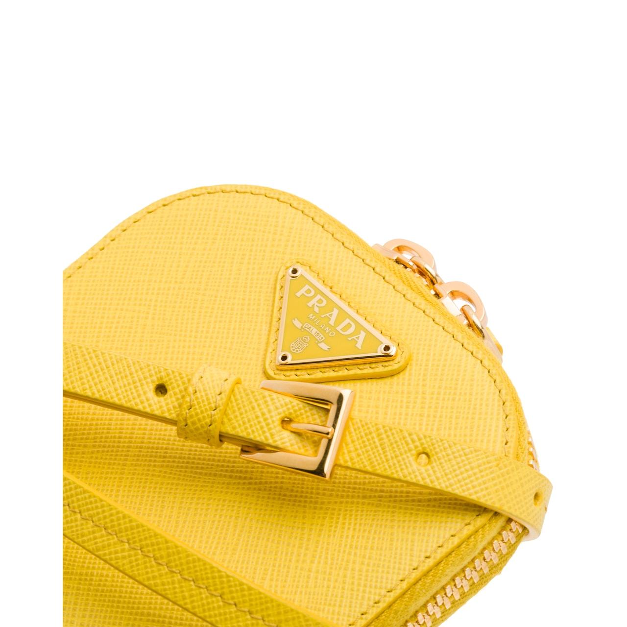 Prada Saffiano mini-bag 6